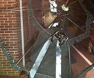 Simple DIY Victorian Styled Umbrella
