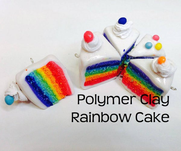 Rainbow Cake - Reloaded and Reformed!
