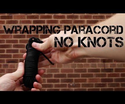 Wrapping Cord NO KNOTS