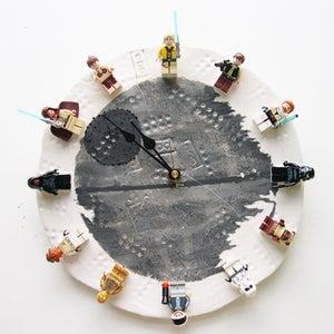 Add Lego Mini Figures