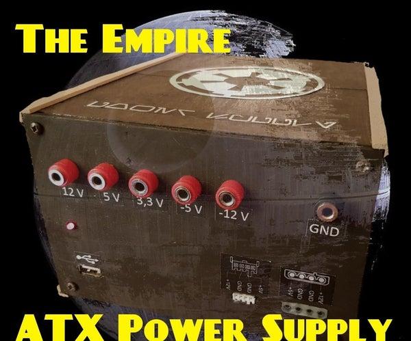 The Empire ATX Power Supply