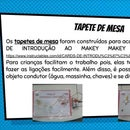 TAPETE DE MESA PARA MAKEY MAKEY