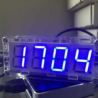 HackerBoxes 0008: Clockwork