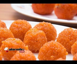 How to Make Halwai Style Perfect Motichur Laddu Recipe| Step by Step Video Recipe
