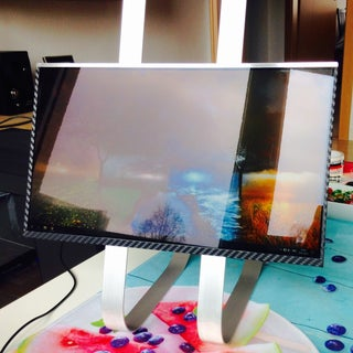 Old Laptop Screen Into Monitor