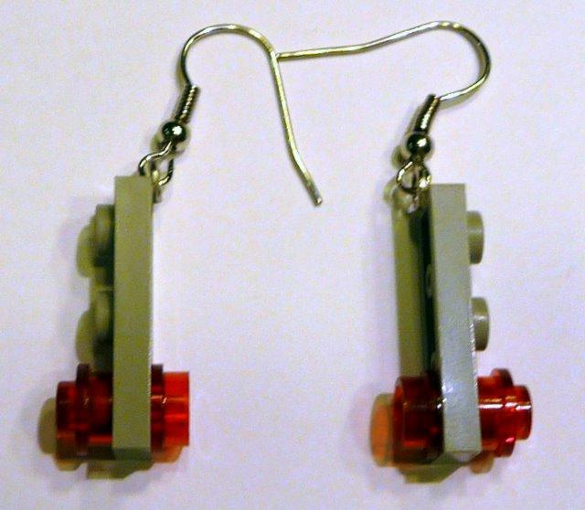 Lego Earring