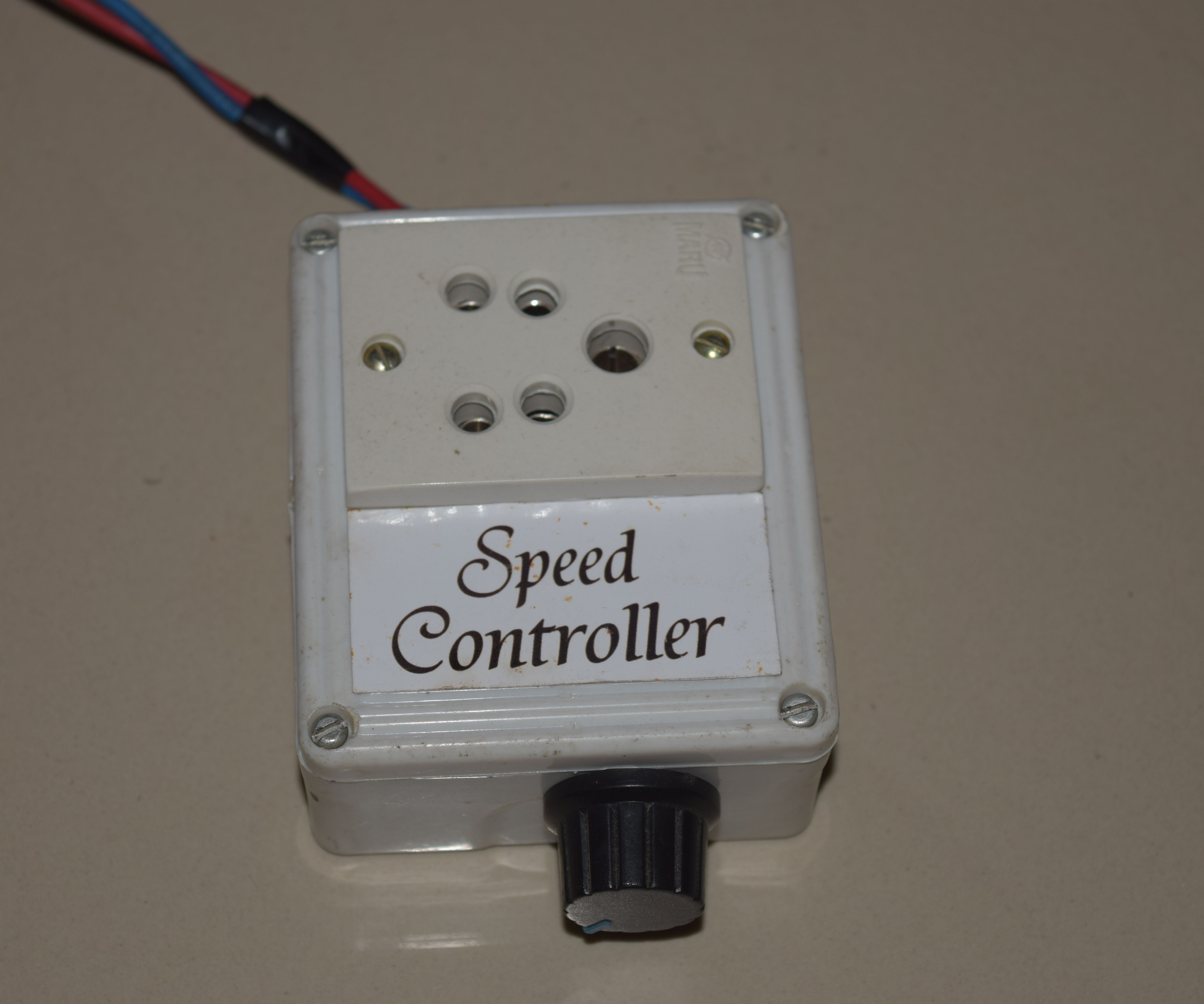 AC Drill Speed Controller