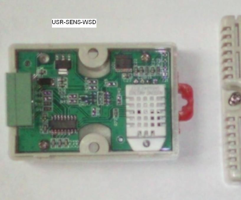 Temperature and Humidity Data Transmitter