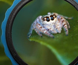 3D Print Your Macro Photography (part #2) the Reverse Lens Adaptor