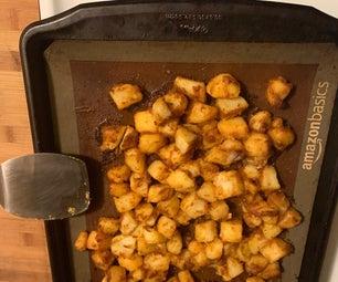 塔可钟启发土豆