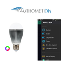 HOW TO CONTROL a WiFi LYT8266 LED BULB  WITH BLYNK IN 5 MINUTES