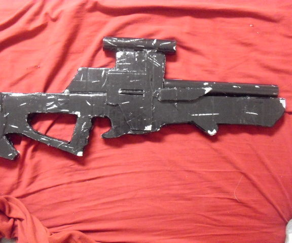 Making GOOD armor/props/other cool stuff out of cardboard