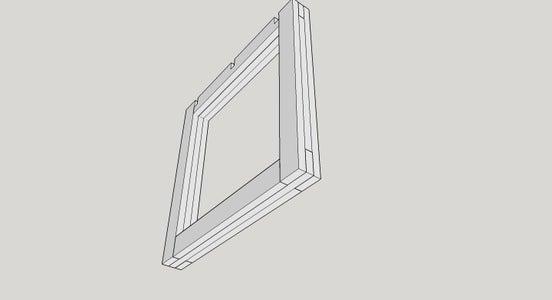 """Assemble the Table """"legs"""" — Pt. 2"""