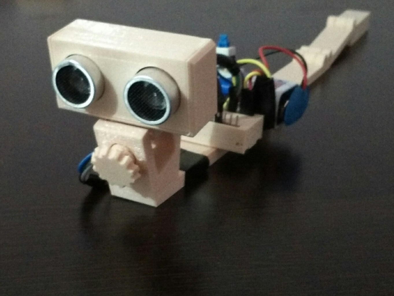 Smart Ultrasound Blind Stick