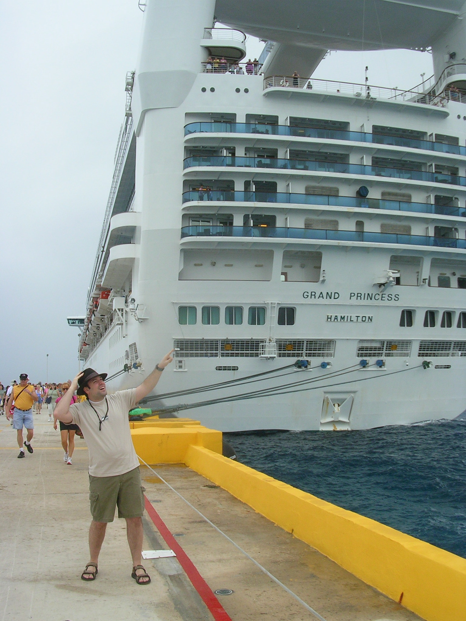 Turning a Cruise Full of Old People into a Death Defying Adventure