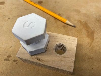 Wood Taps