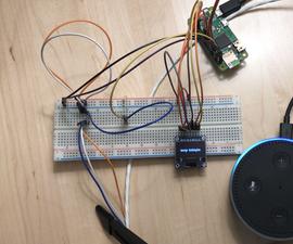 Add Custom Alexa Control to Raspberry Pi Project