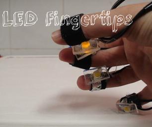 LED Fingertips