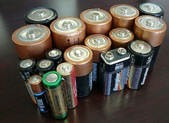 Get Household Batteries for Free