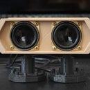 Audio Speaker Makeover: DIY (Made in Fusion 360)