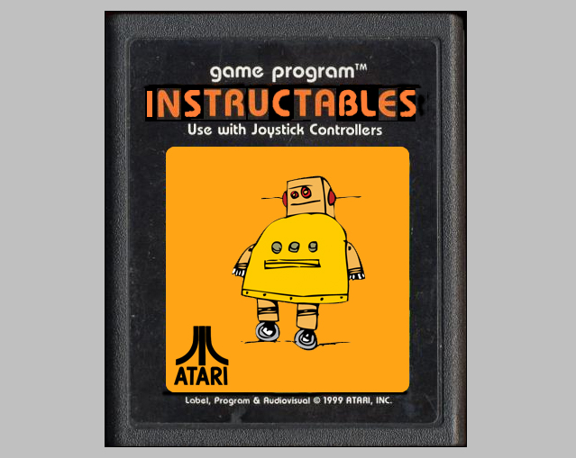 How to Make an Atari Game