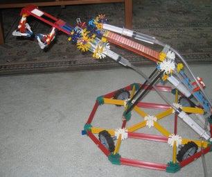 K'nex Hydraulic Arm