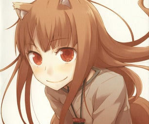 Lets Draw Holo!