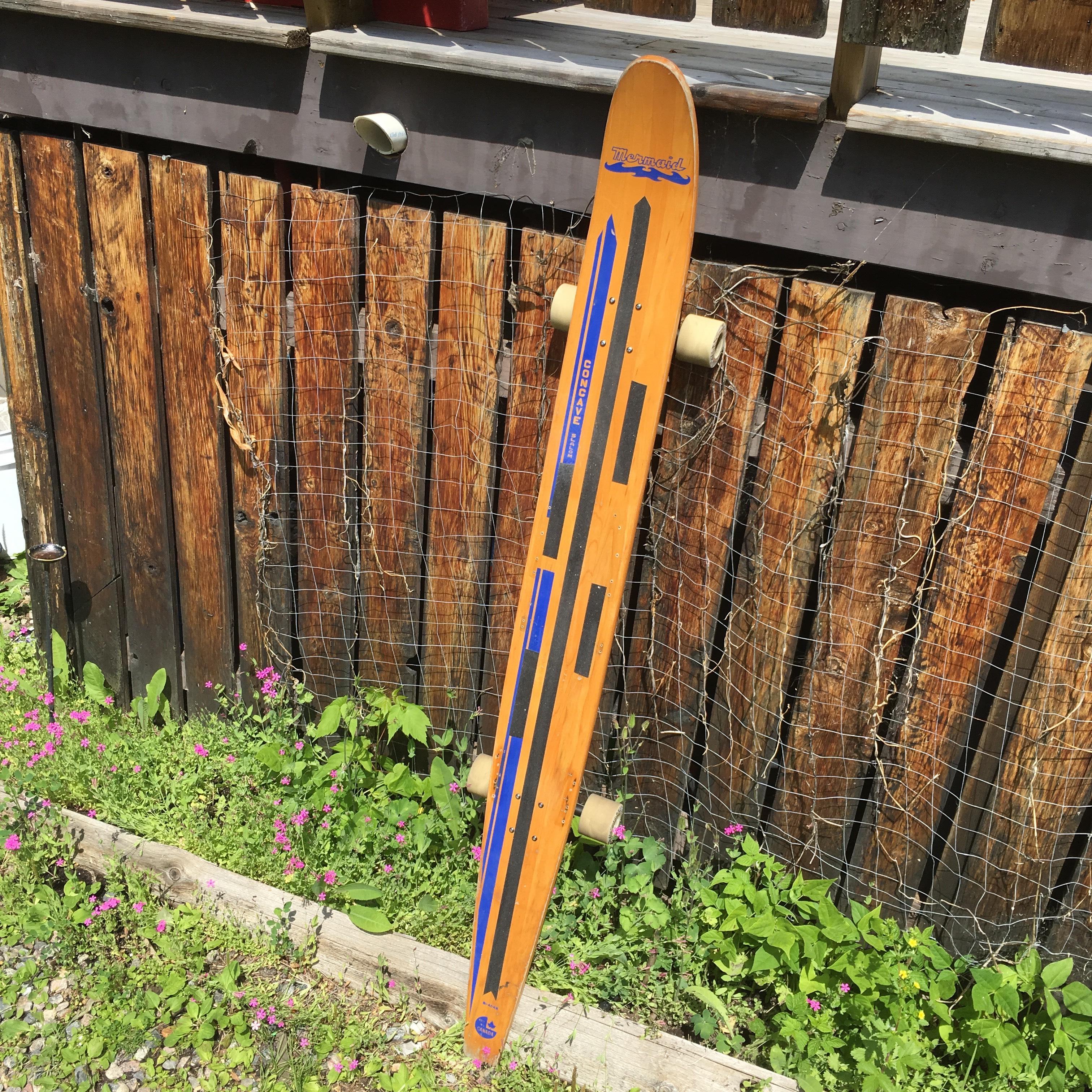 Waterski Longboard