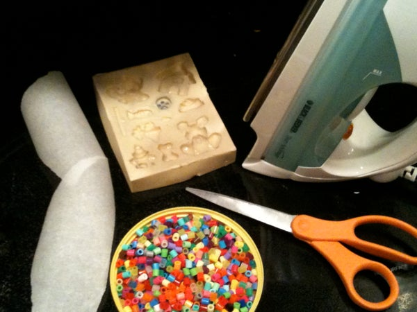 Make Your Own Easy Plastic Toys