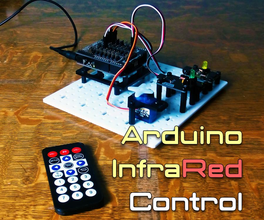 Using an IR Receiver With Arduino