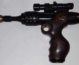 Secret Space Pistol