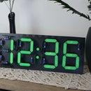 机械七段显示时钟