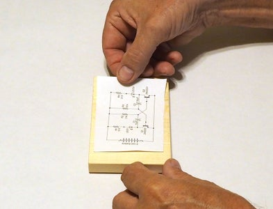 Mount the Schematic to the Board