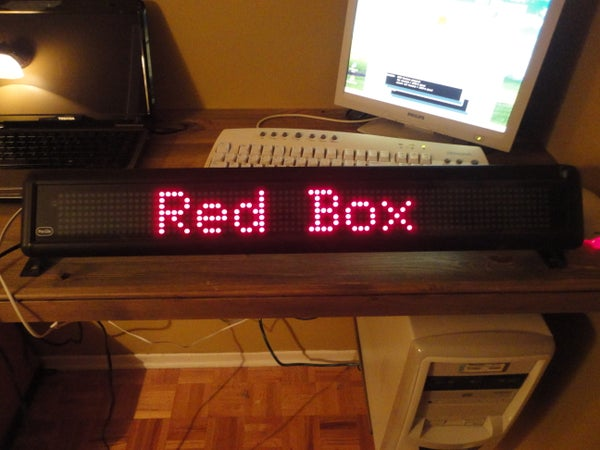 Communicating With a Pro-Lite LED Display, Cable Construction and Protocol