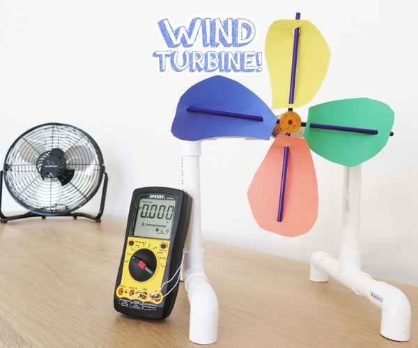 Wind Turbine Game!