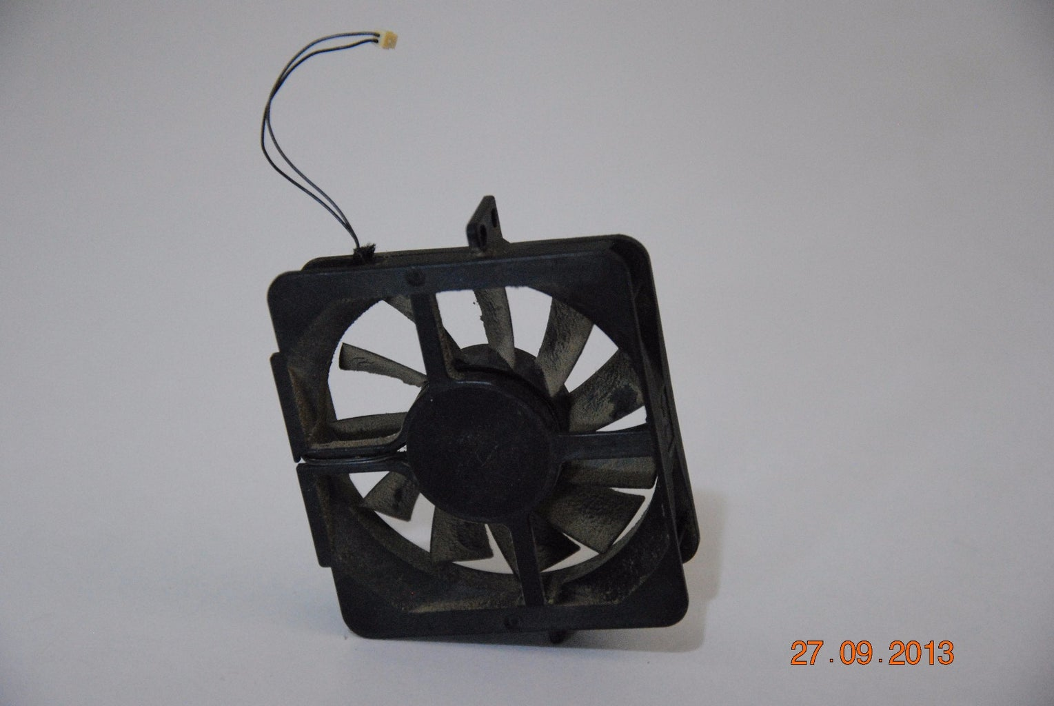 Cooling It Off- Heat-Sinks, a Fan, and Thermal Conducting Pads