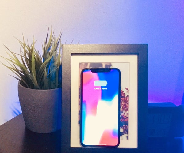 Wireless Charger Photo Frame