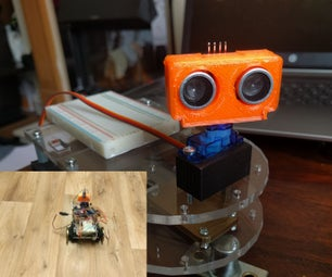 An Arduino Infrared Controlled and Obstacle Avoidance Robot