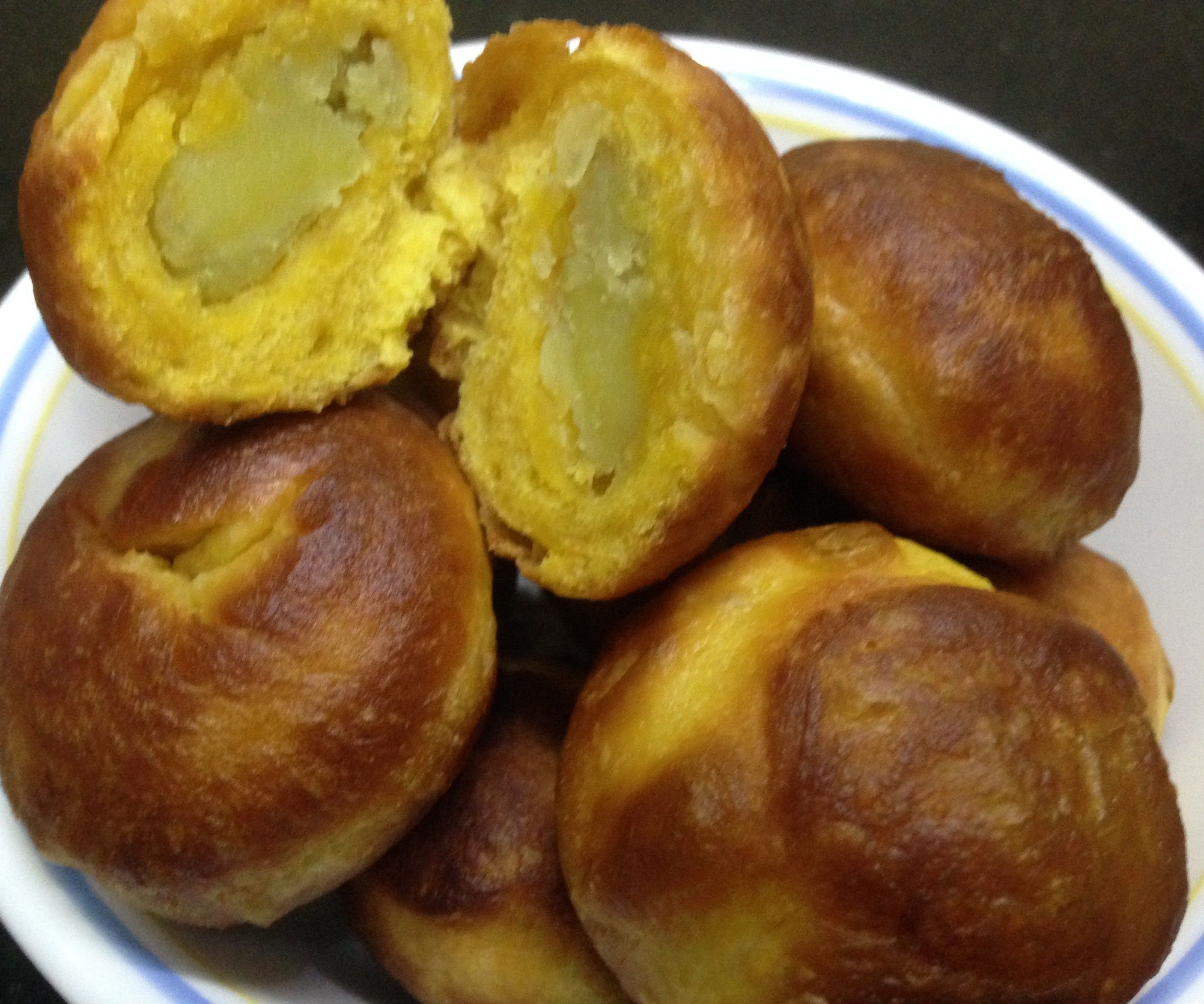 Drop Fried Mango Mangalore Buns