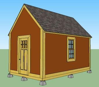 Adding Door and Windows