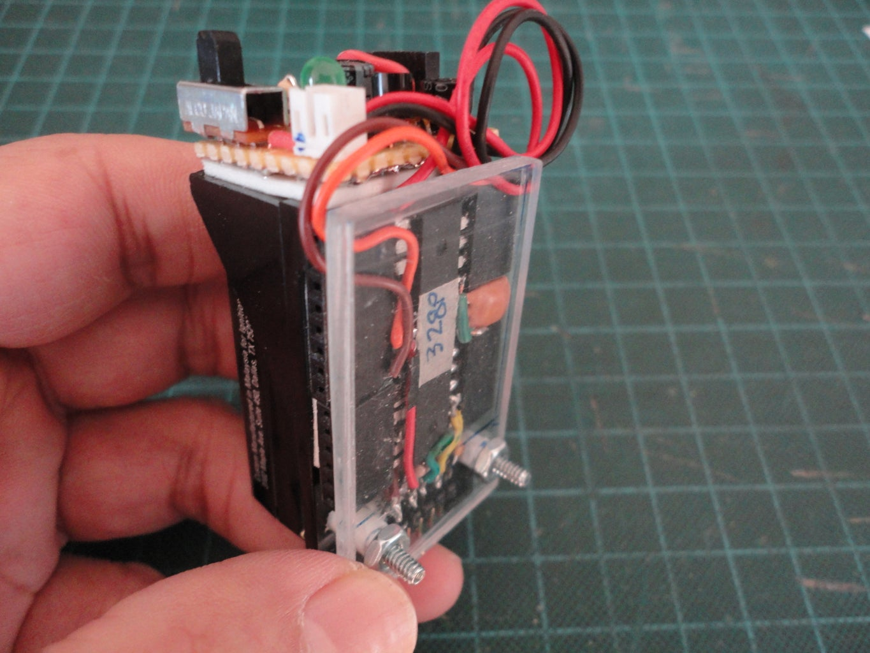 Palm Arduino II