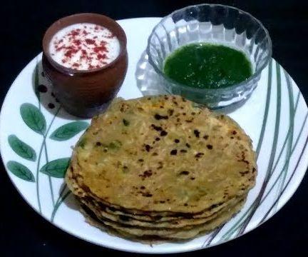 Mooli Paratha | Radish Stuffed Paratha | Indian Recipes | Breakfast Recipes