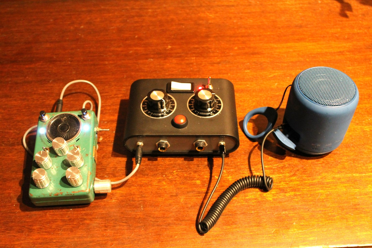 So What Can You Do With a Echo & Reverb Box?