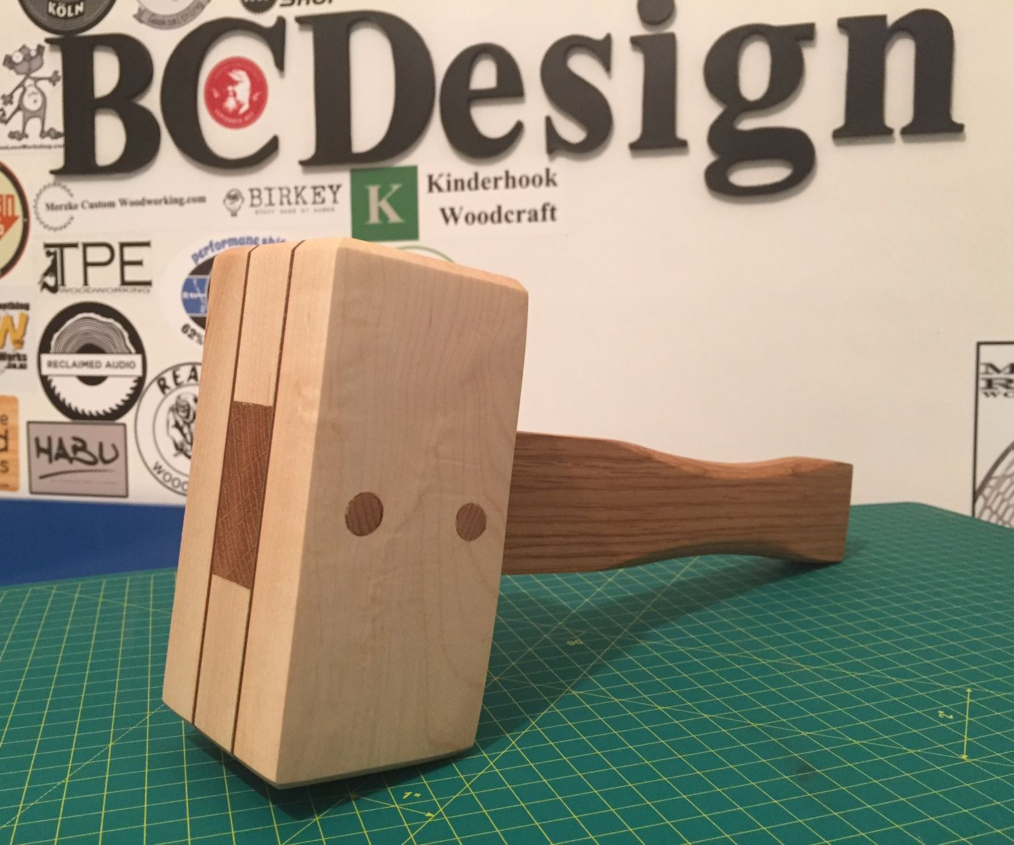 Making a Mallet (video)