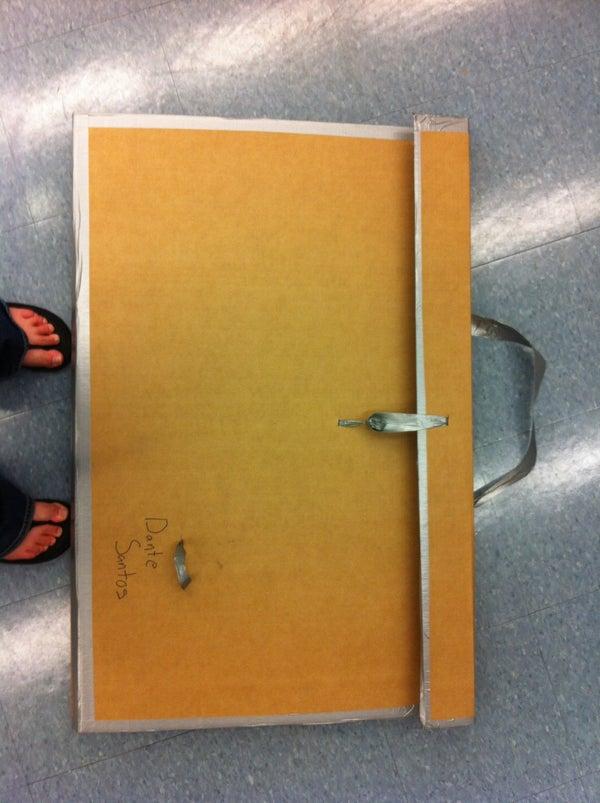 Cardboard Art Portfolio