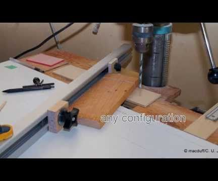 Additions for a drill press