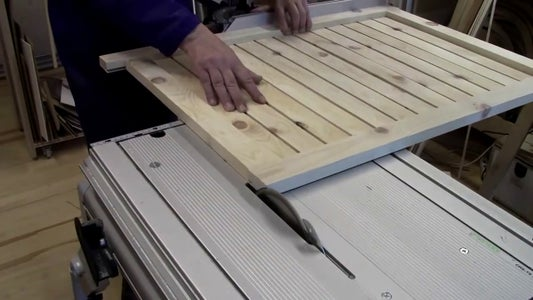 Assembling the Table Top