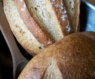 Real Sourdough Bread