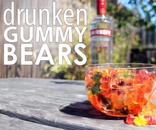 Drunken Gummy Bears