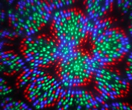 LED Kaleidoscope